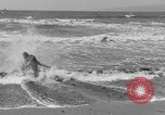 Image of ice covered slide Venice Beach Los Angeles California USA, 1938, second 40 stock footage video 65675042786