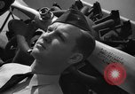 Image of USAAC Aviation Cadets graduate in California Glendale California USA, 1939, second 21 stock footage video 65675042793