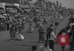 Image of children's parade on the boardwalk Ocean City New Jersey USA, 1939, second 5 stock footage video 65675042797