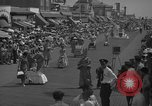 Image of children's parade on the boardwalk Ocean City New Jersey USA, 1939, second 6 stock footage video 65675042797