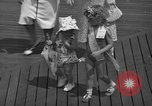 Image of children's parade on the boardwalk Ocean City New Jersey USA, 1939, second 27 stock footage video 65675042797
