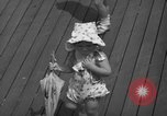 Image of children's parade on the boardwalk Ocean City New Jersey USA, 1939, second 32 stock footage video 65675042797