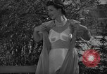 Image of Models New York United States USA, 1939, second 22 stock footage video 65675042799