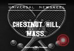 Image of men's doubles Chestnut Hill Massachusetts USA, 1939, second 1 stock footage video 65675042802