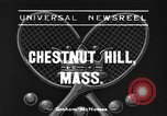 Image of men's doubles Chestnut Hill Massachusetts USA, 1939, second 2 stock footage video 65675042802