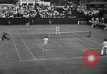 Image of men's doubles Chestnut Hill Massachusetts USA, 1939, second 6 stock footage video 65675042802