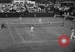 Image of men's doubles Chestnut Hill Massachusetts USA, 1939, second 7 stock footage video 65675042802