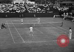 Image of men's doubles Chestnut Hill Massachusetts USA, 1939, second 8 stock footage video 65675042802