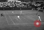 Image of men's doubles Chestnut Hill Massachusetts USA, 1939, second 9 stock footage video 65675042802