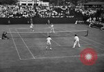 Image of men's doubles Chestnut Hill Massachusetts USA, 1939, second 12 stock footage video 65675042802