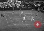 Image of men's doubles Chestnut Hill Massachusetts USA, 1939, second 13 stock footage video 65675042802