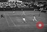 Image of men's doubles Chestnut Hill Massachusetts USA, 1939, second 14 stock footage video 65675042802
