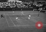 Image of men's doubles Chestnut Hill Massachusetts USA, 1939, second 17 stock footage video 65675042802