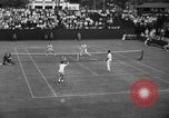 Image of men's doubles Chestnut Hill Massachusetts USA, 1939, second 18 stock footage video 65675042802