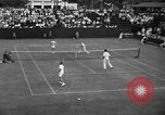 Image of men's doubles Chestnut Hill Massachusetts USA, 1939, second 19 stock footage video 65675042802