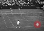 Image of men's doubles Chestnut Hill Massachusetts USA, 1939, second 39 stock footage video 65675042802