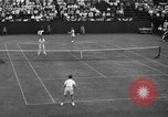 Image of men's doubles Chestnut Hill Massachusetts USA, 1939, second 42 stock footage video 65675042802