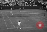 Image of men's doubles Chestnut Hill Massachusetts USA, 1939, second 43 stock footage video 65675042802
