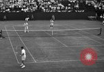 Image of men's doubles Chestnut Hill Massachusetts USA, 1939, second 45 stock footage video 65675042802