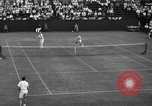Image of men's doubles Chestnut Hill Massachusetts USA, 1939, second 46 stock footage video 65675042802