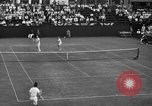 Image of men's doubles Chestnut Hill Massachusetts USA, 1939, second 47 stock footage video 65675042802