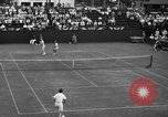 Image of men's doubles Chestnut Hill Massachusetts USA, 1939, second 48 stock footage video 65675042802
