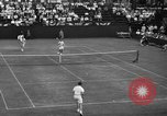 Image of men's doubles Chestnut Hill Massachusetts USA, 1939, second 51 stock footage video 65675042802