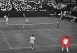 Image of men's doubles Chestnut Hill Massachusetts USA, 1939, second 52 stock footage video 65675042802