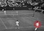 Image of men's doubles Chestnut Hill Massachusetts USA, 1939, second 53 stock footage video 65675042802