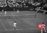Image of men's doubles Chestnut Hill Massachusetts USA, 1939, second 54 stock footage video 65675042802