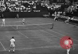 Image of men's doubles Chestnut Hill Massachusetts USA, 1939, second 55 stock footage video 65675042802