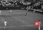 Image of men's doubles Chestnut Hill Massachusetts USA, 1939, second 56 stock footage video 65675042802