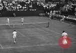 Image of men's doubles Chestnut Hill Massachusetts USA, 1939, second 58 stock footage video 65675042802