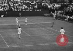 Image of men's doubles Chestnut Hill Massachusetts USA, 1939, second 59 stock footage video 65675042802