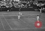Image of men's doubles Chestnut Hill Massachusetts USA, 1939, second 61 stock footage video 65675042802