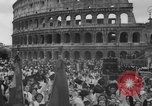 Image of Benito Mussolini Rome Italy, 1937, second 24 stock footage video 65675042814
