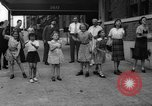 Image of paddle ball United States USA, 1962, second 2 stock footage video 65675042817