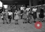 Image of paddle ball United States USA, 1962, second 3 stock footage video 65675042817