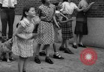 Image of paddle ball United States USA, 1962, second 6 stock footage video 65675042817