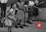 Image of paddle ball United States USA, 1962, second 7 stock footage video 65675042817