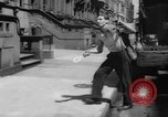 Image of paddle ball United States USA, 1962, second 11 stock footage video 65675042817