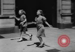Image of paddle ball United States USA, 1962, second 15 stock footage video 65675042817