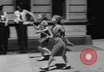 Image of paddle ball United States USA, 1962, second 16 stock footage video 65675042817
