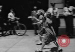 Image of paddle ball United States USA, 1962, second 17 stock footage video 65675042817