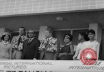 Image of King Bhumibol Bangkok Thailand, 1963, second 24 stock footage video 65675042827