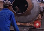 Image of mixing cement Thailand, 1966, second 44 stock footage video 65675042839