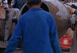 Image of mixing cement Thailand, 1966, second 46 stock footage video 65675042839