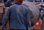 Image of mixing cement Thailand, 1966, second 50 stock footage video 65675042839