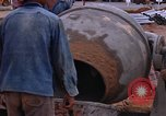 Image of mixing cement Thailand, 1966, second 51 stock footage video 65675042839