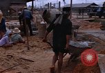 Image of mixing cement Thailand, 1966, second 56 stock footage video 65675042839